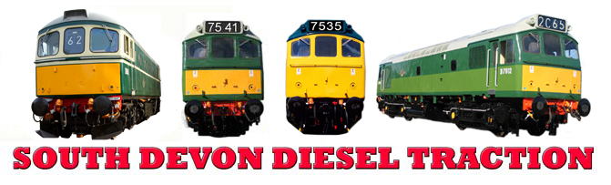 South Devon Diesel Traction, SDDT